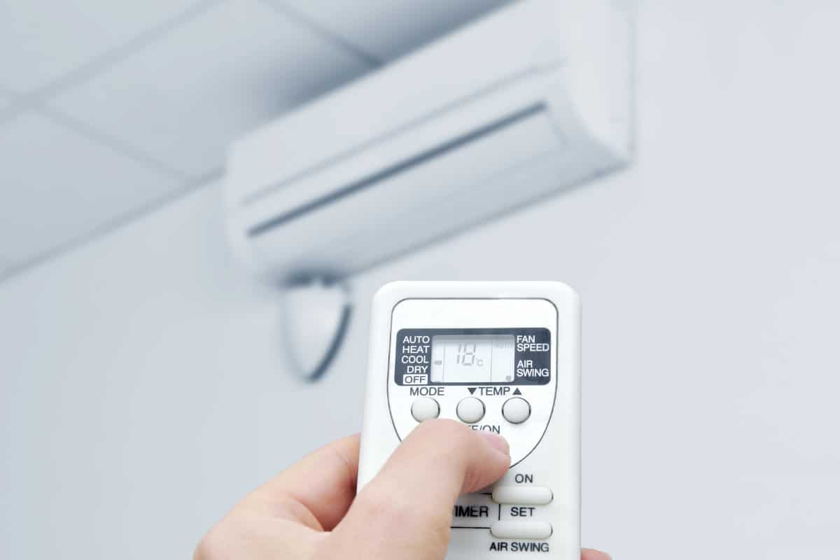 binnenunit split airconditioning