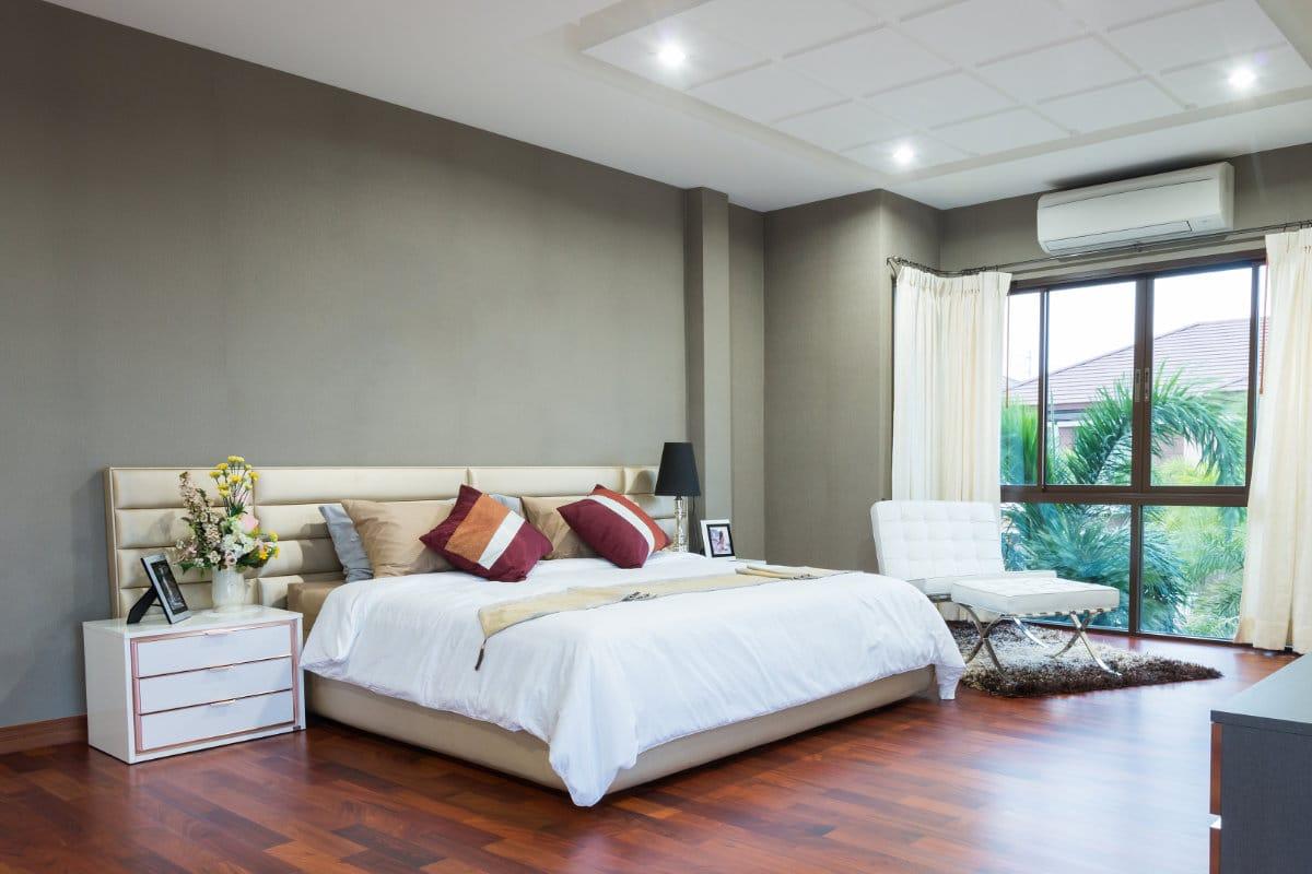 prijs vaste airco slaapkamer