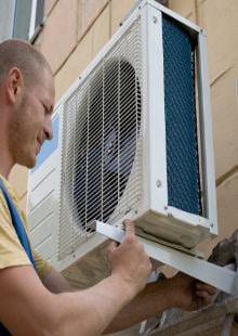 split airco installeren